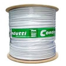 CABO COAXIAL (F) 2X26AWG CX500M BR
