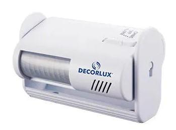 ANUNCIADOR DECORLUX PRESENCA 8M 9V BR AN0603