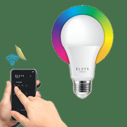 LAMPADA WI-FI RGB+W 2700K EPGG17