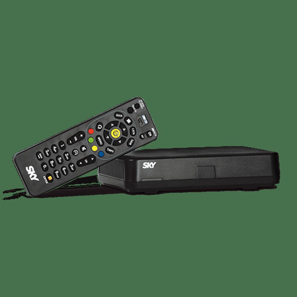 RECEPTOR TV VIA SATELITE SKY CONFORTO HD ETRS62N