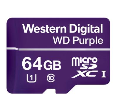 CARTAO DE MEMORIA MICRO SD 64GB 32TBW