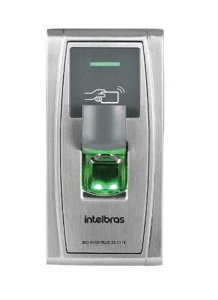 Controle de Acesso Bioinox Plus SS 311E