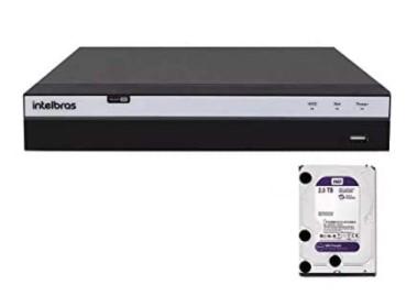 GRAVADOR DIG IMAGEM MHDX 3116 C/HD 2TB