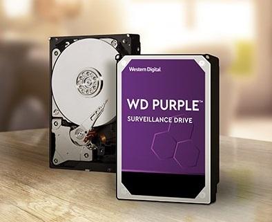 HD WD 4TB SATA 6GB/S WD40PURZ