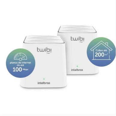 Roteador Wireless Mesh Twibi Fast (2 UND)