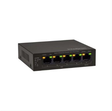 Switch 5 (c/4 POE) Portas Fast  SF500POE