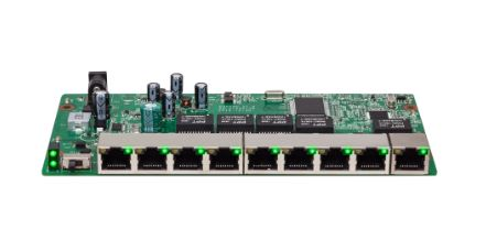 Switch POE 08 Portas Fast  SF910 PAC