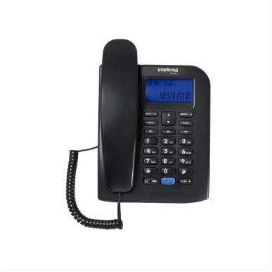 Telefone Com Fio Com Identificador de Chamadas TC 60 ID