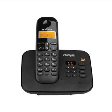 Telefone  s/Fio TS3130 Preto Intelbras