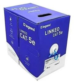 CABO CMX CAT5E UTP AZUL LINKEO CX305MT