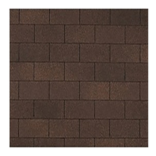 TELHA SHINGLE XT25 AR CEDAR BROW 3,1 M2 -  PCT