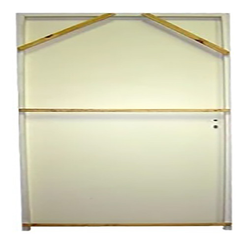 KIT PORTA PRONTA DRYWALL 100 X 2110 X 10 MM - LD