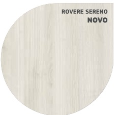 NEW WAY ROVERE SERENO 7X187X1340 MM