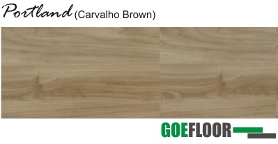 GOEDE 2 MM PORTLAND CARV.BROWN 1220X228