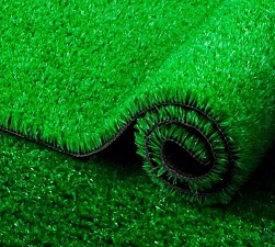 GRAMA SINTETICA VERDE GREEN GRASS 10 MM