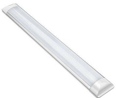 LUM. LED FLAT 30CM 100-240V 10W 3000K AM