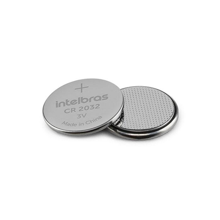 Bateria Botão De Lítio 3V CR 2032