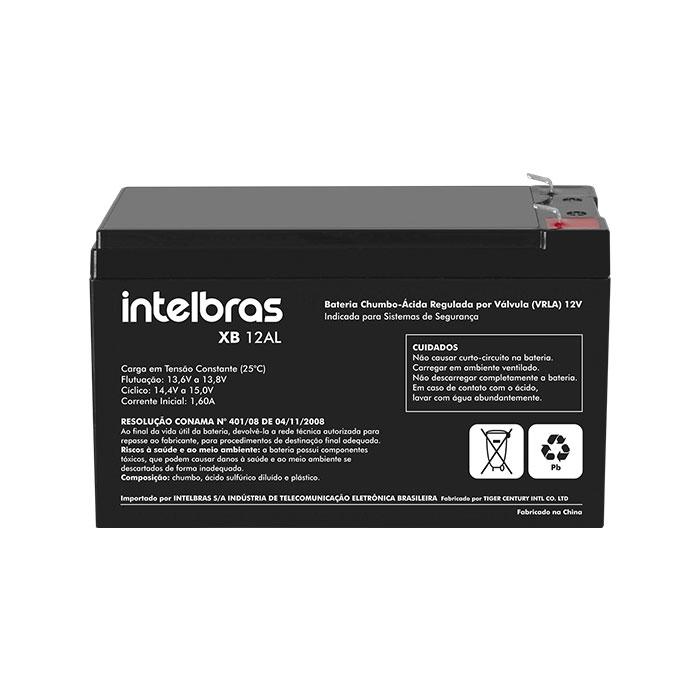 Bateria Para Alarme 12V x 6Ah